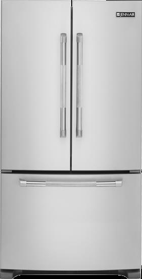 "Jenn-Air Refrigerators - French Door 69"" French Door Refrigerator  - Item Number: JFC2089BEP"
