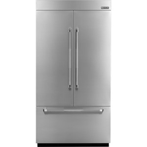 Jenn-Air Refrigerators - French Door 42-inch Stainless Steel Panel Kit for Fully