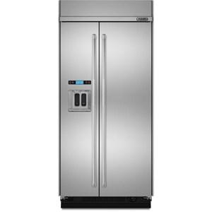 Jenn-Air SideXSide Refrigerators 48-Inch Built-In Side-by-Side Refrigerator