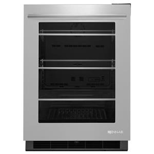 "Jenn-Air Special Compact Refrigeration 24"" Under Counter Refrigerator"