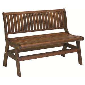 Jensen Leisure Beechworth Amber Bench