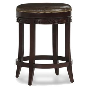 Jessica Charles Fine Upholstered Accents Hubbard Barstool
