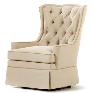 Libby Swivel Rocker