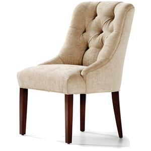 Jessica Charles Fine Upholstered Accents Bartlett Dining Chair