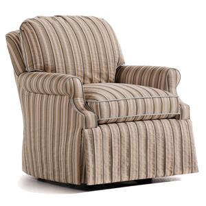Trisha Swivel Rocker
