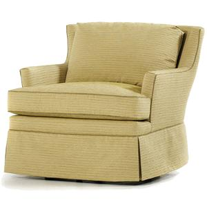 Kate Swivel Rocker