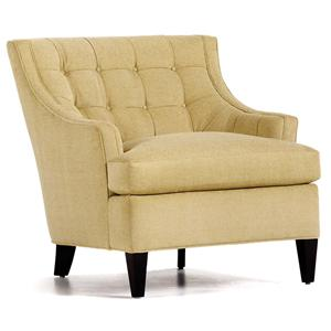 Jessica Charles Fine Upholstered Accents Deana Chair