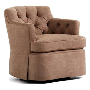 Darla Swivel Rocker