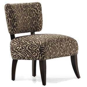 Jessica Charles Fine Upholstered Accents Abigail Chair