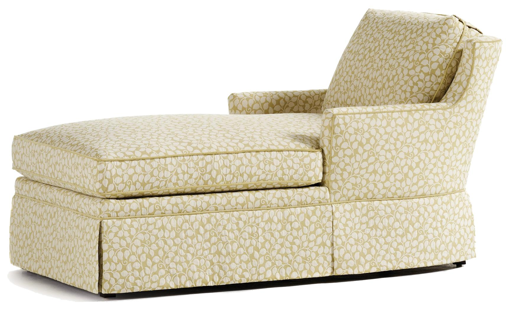 Kate Skirted Chaise