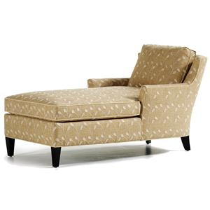 Jessica Charles Fine Upholstered Accents Kate Chaise