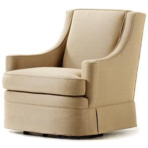Jackie Swivel Rocker