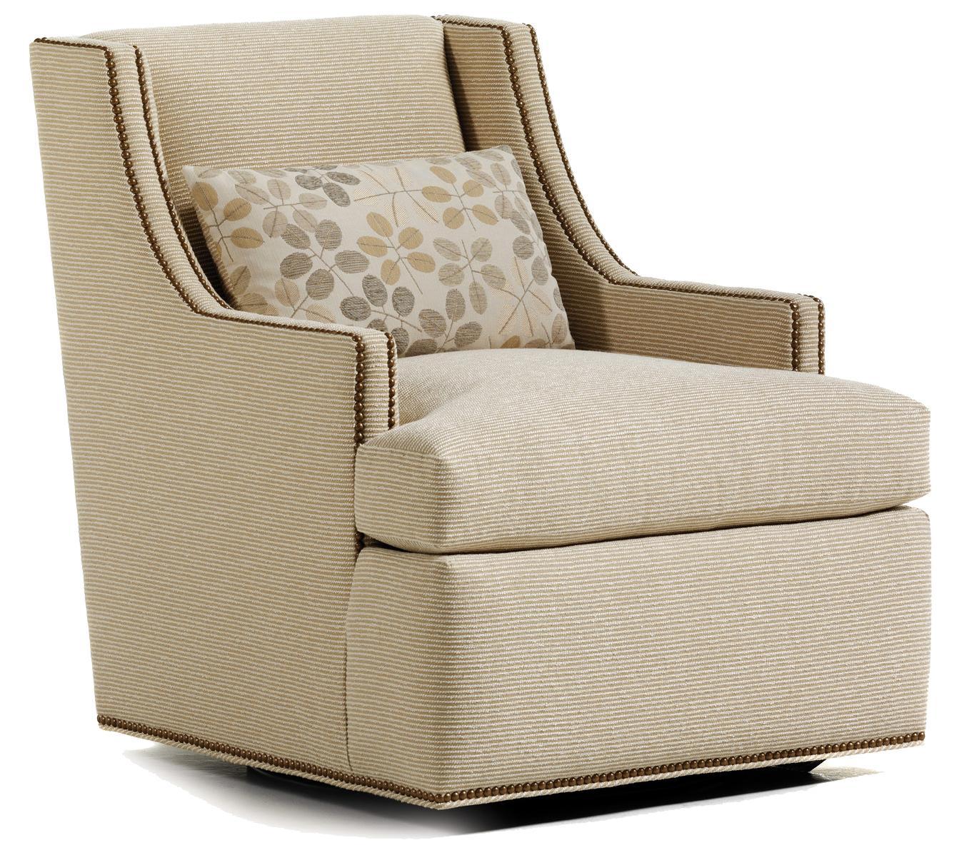 Crosby Swivel Chair