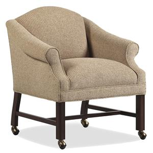 Jessica Charles Fine Upholstered Accents Trib Game Chair