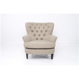 JGW Furniture Accents Sachi Camo Accent Chair