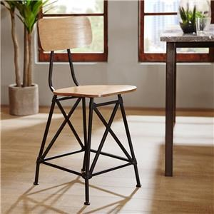 JLA Home Cooper Counter Stool