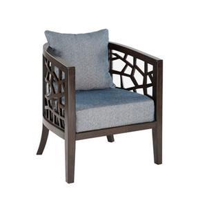 JLA Home Crackle Lounge Chair
