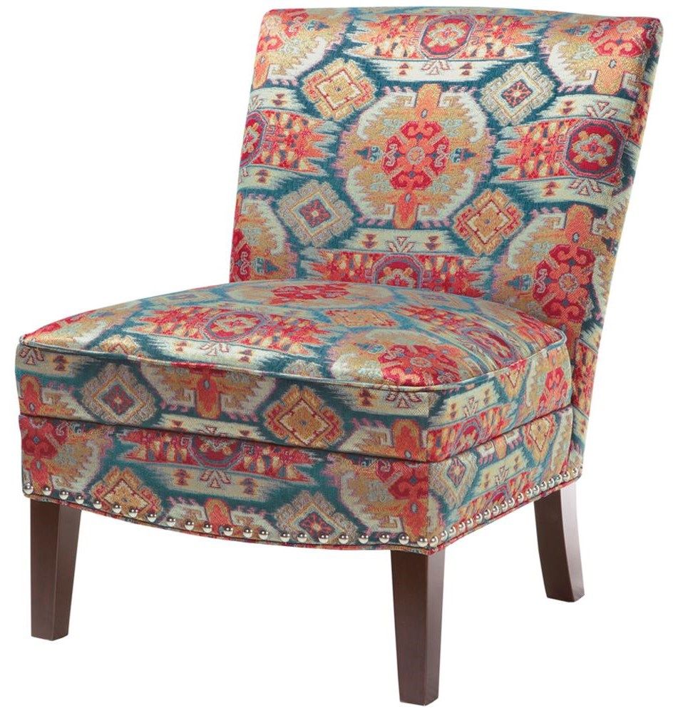 Home Accents Accent Armless Chair at Belfort Furniture