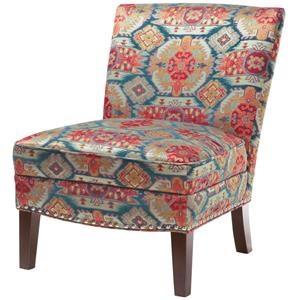 Accent Armless Chair