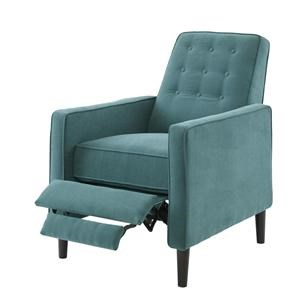 Button Tufted Recliner