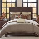 JLA Home Hampton Hill King Comforter Set - Item Number: FB10-1147