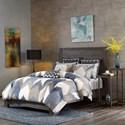 JLA Home Ink+Ivy King/Cal King 3 Piece Comforter Mini Set - Item Number: II10-553