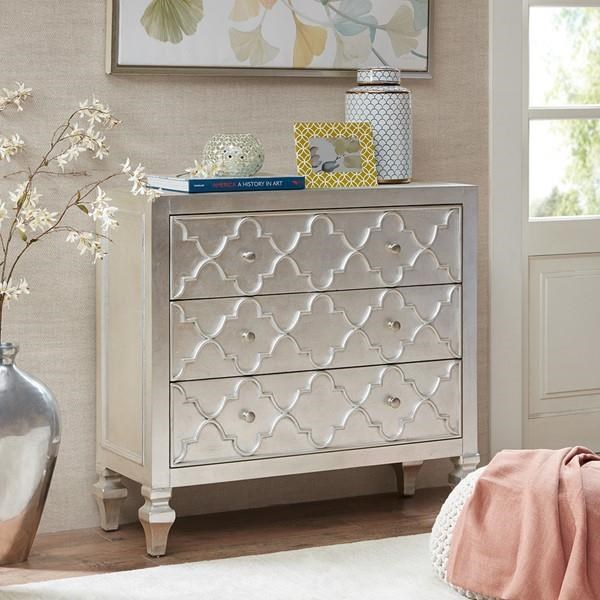3-Drawer Somerset Accent Cabinet