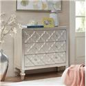 JLA Home Madison Park 3-Drawer Somerset Accent Cabinet - Item Number: 290321303