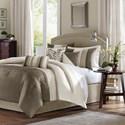 JLA Home Madison Park 7 Piece King Comforter Set - Item Number: MP10-122
