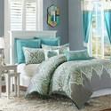 JLA Home Madison Park Full/Queen Comforter Set - Item Number: MP10-1332