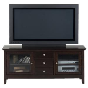 Jofran Fresno Merlot TV Media Cabinet