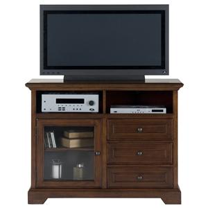"Jofran Eureka Cherry 48"" Media Cabinet"