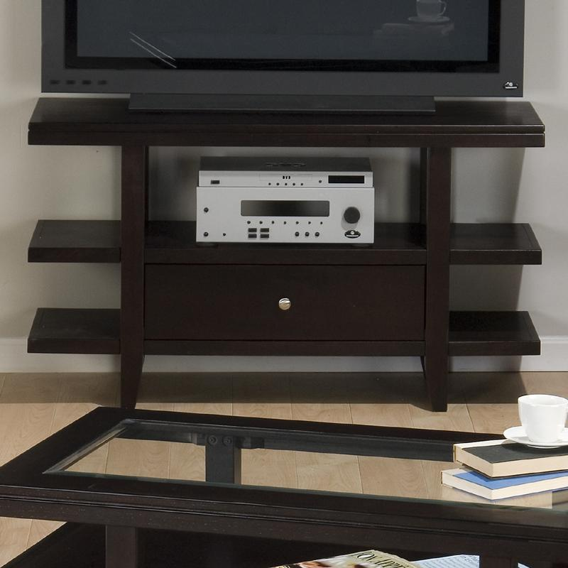 Jofran Marlon Wenge Sofa Table/Media Unit - Item Number: 091-9