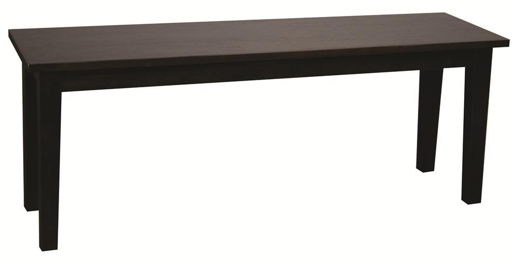 Morris Home Furnishings Trumbull Trumbull Bench - Item Number: 552-14KD