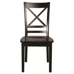 Morris Home Furnishings Trumbull Trumbull Side Chair