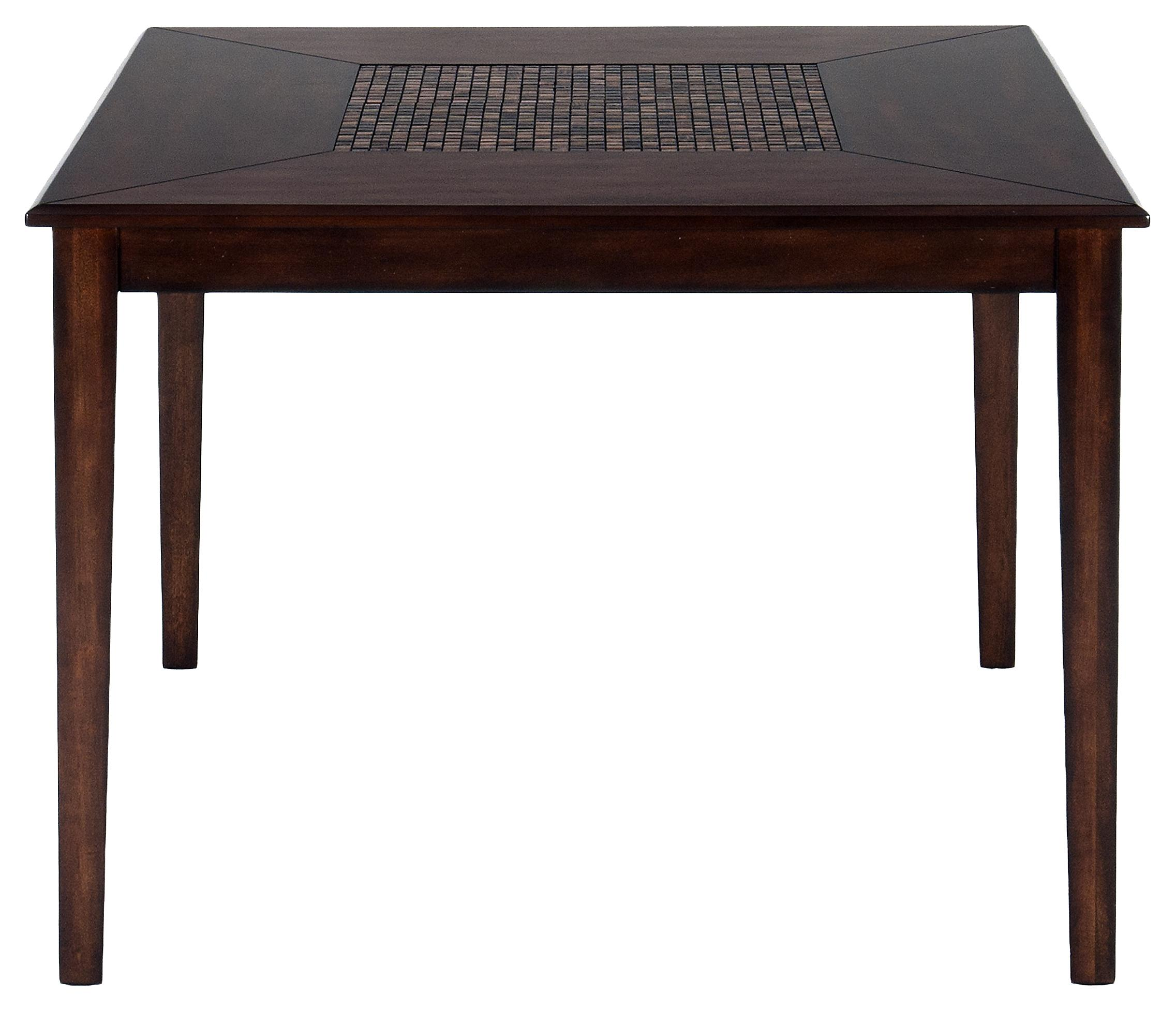Jofran Baroque Brown Counter Height Table - Item Number: 697-50