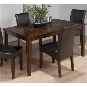 Jofran Baroque Brown Table