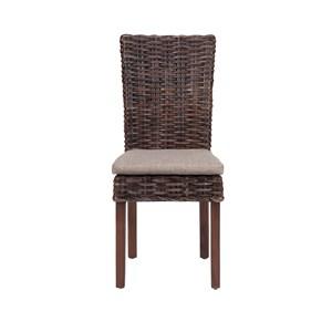 Jofran Urban Lodge Rattan Side Chair