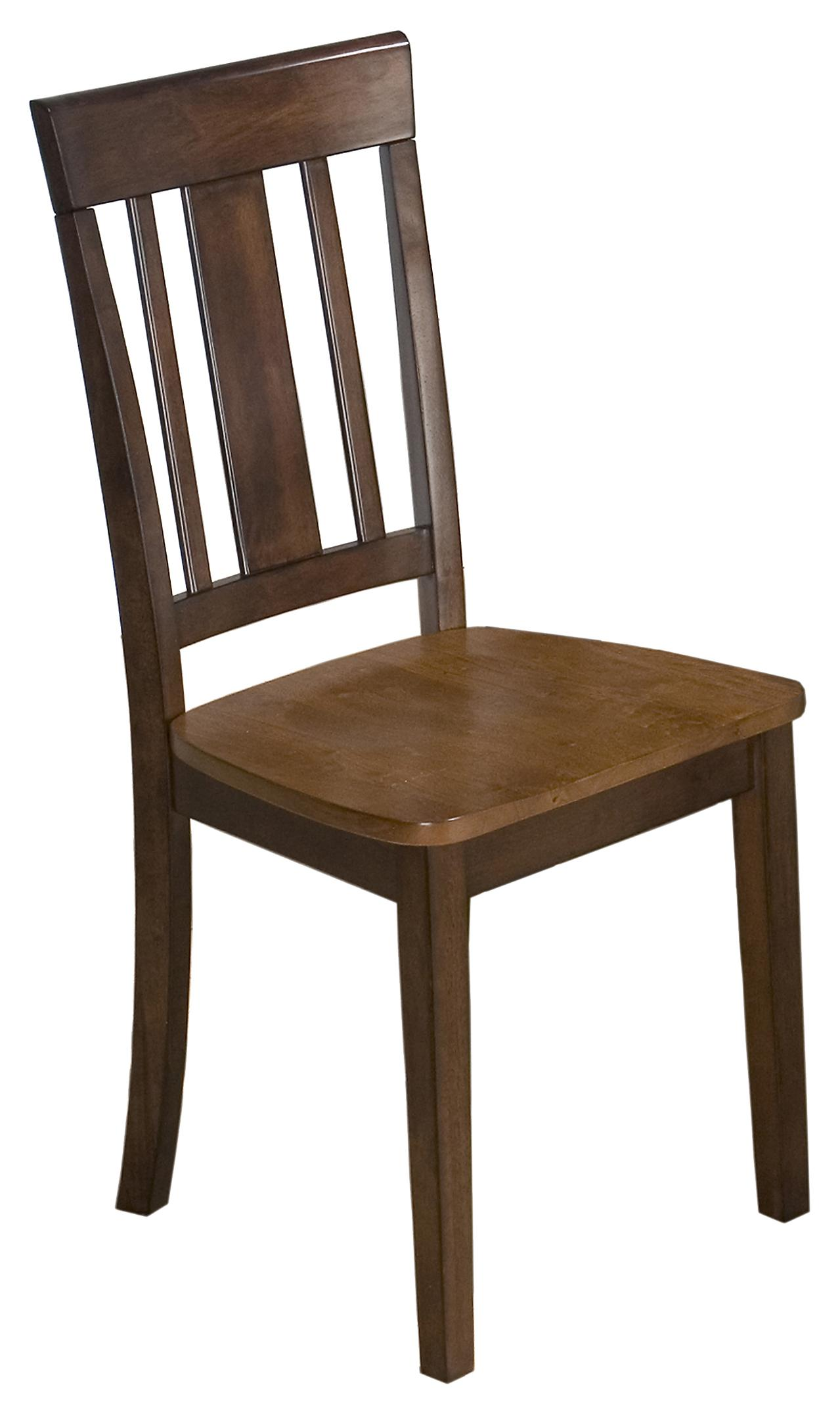 Triple Upright Chair