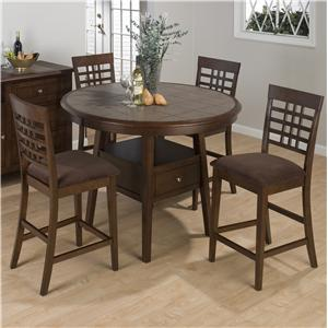 Morris Home Furnishings Derby Derby 5 Piece Dining Set