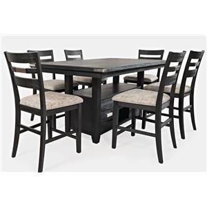 Pub Table x 4 Stools