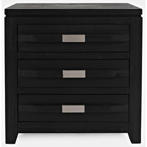 3 Drawer Power Nightstand