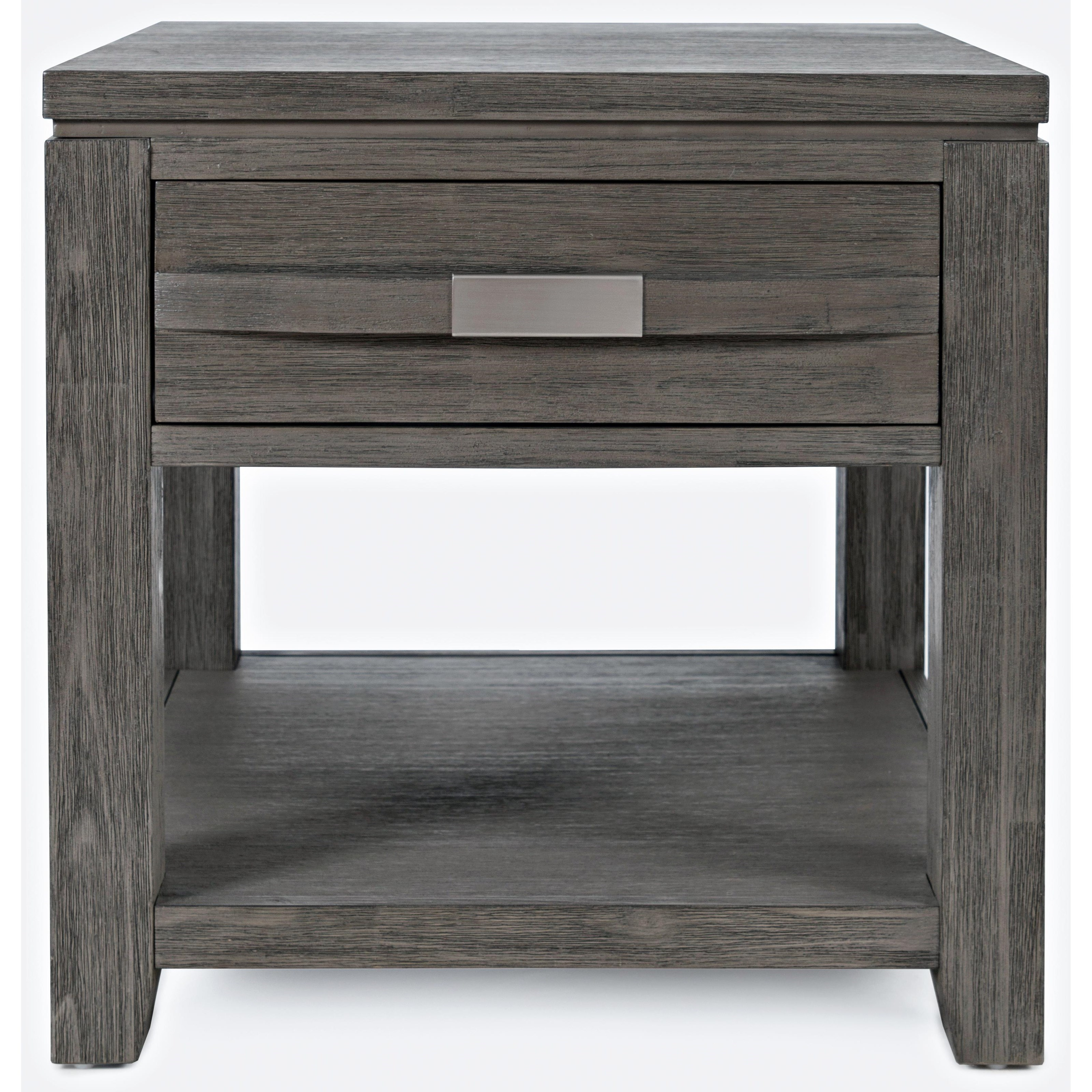 Altamonte  End Table with Shelf by Jofran at Steger's Furniture