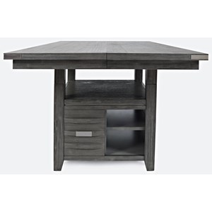 Square Dining w/Storage Base