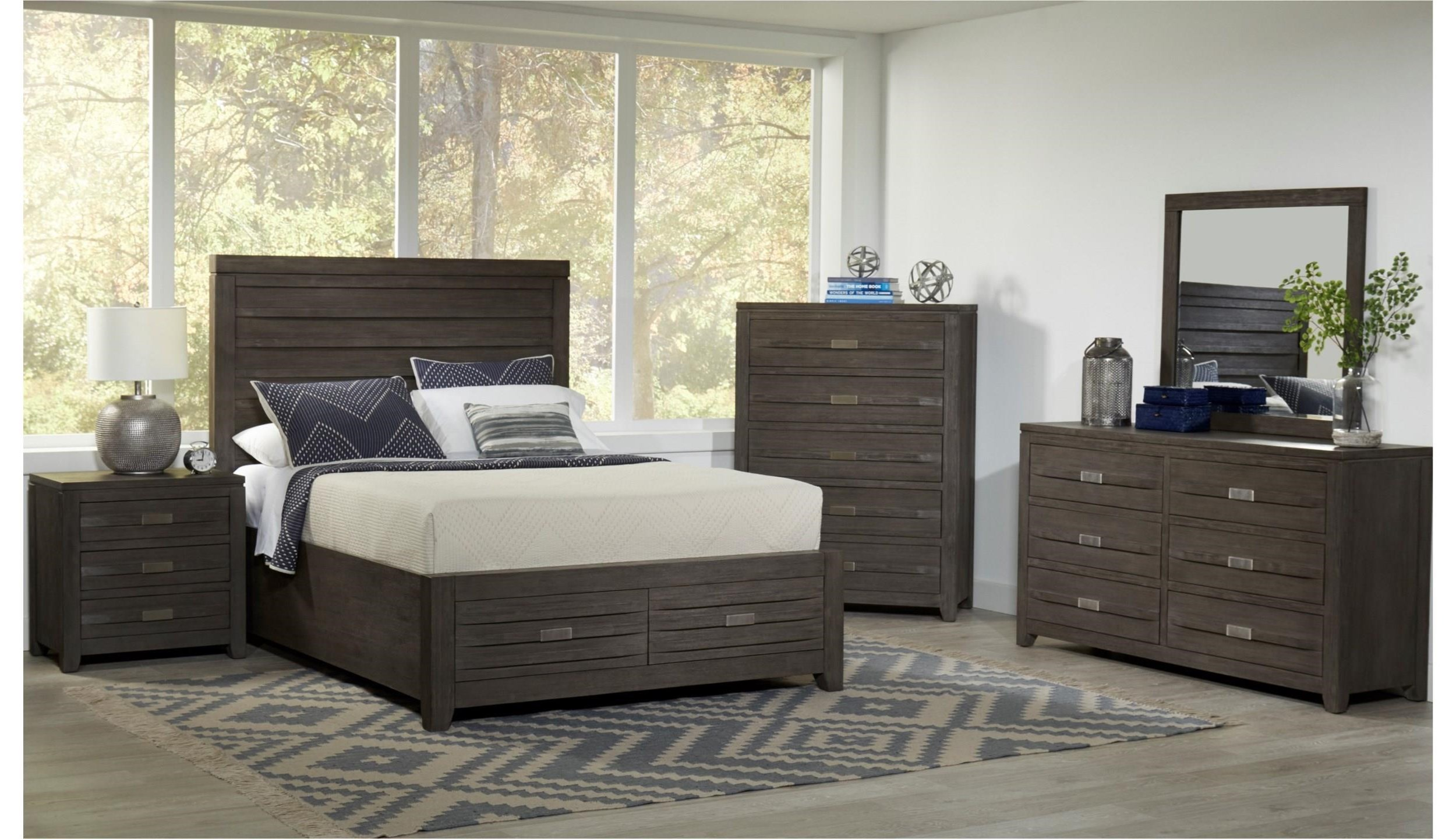 Altamonte  Queen Bedroom Group by Jofran at Value City Furniture