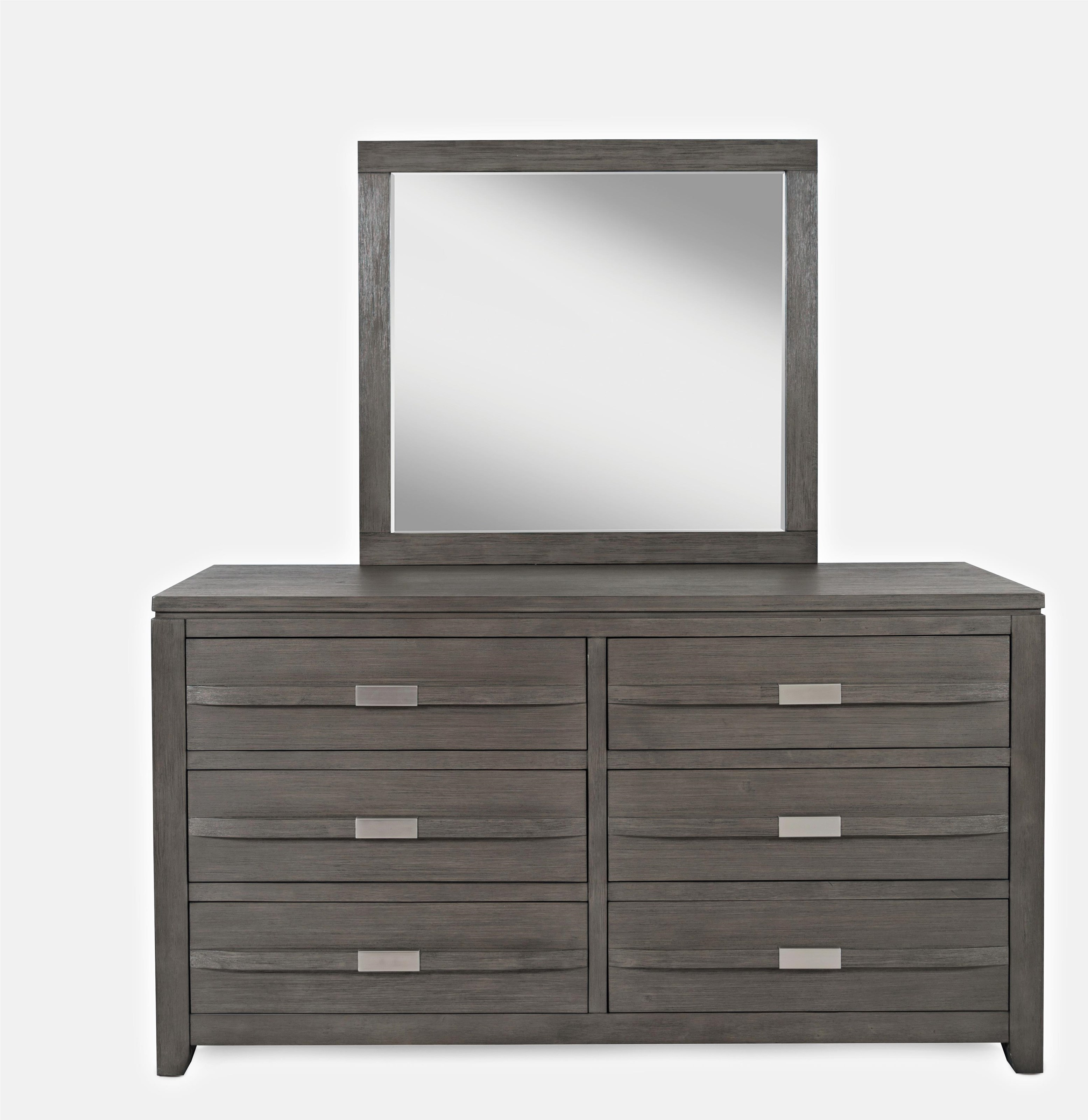 Altamonte  Dresser and Mirror by Jofran at Value City Furniture