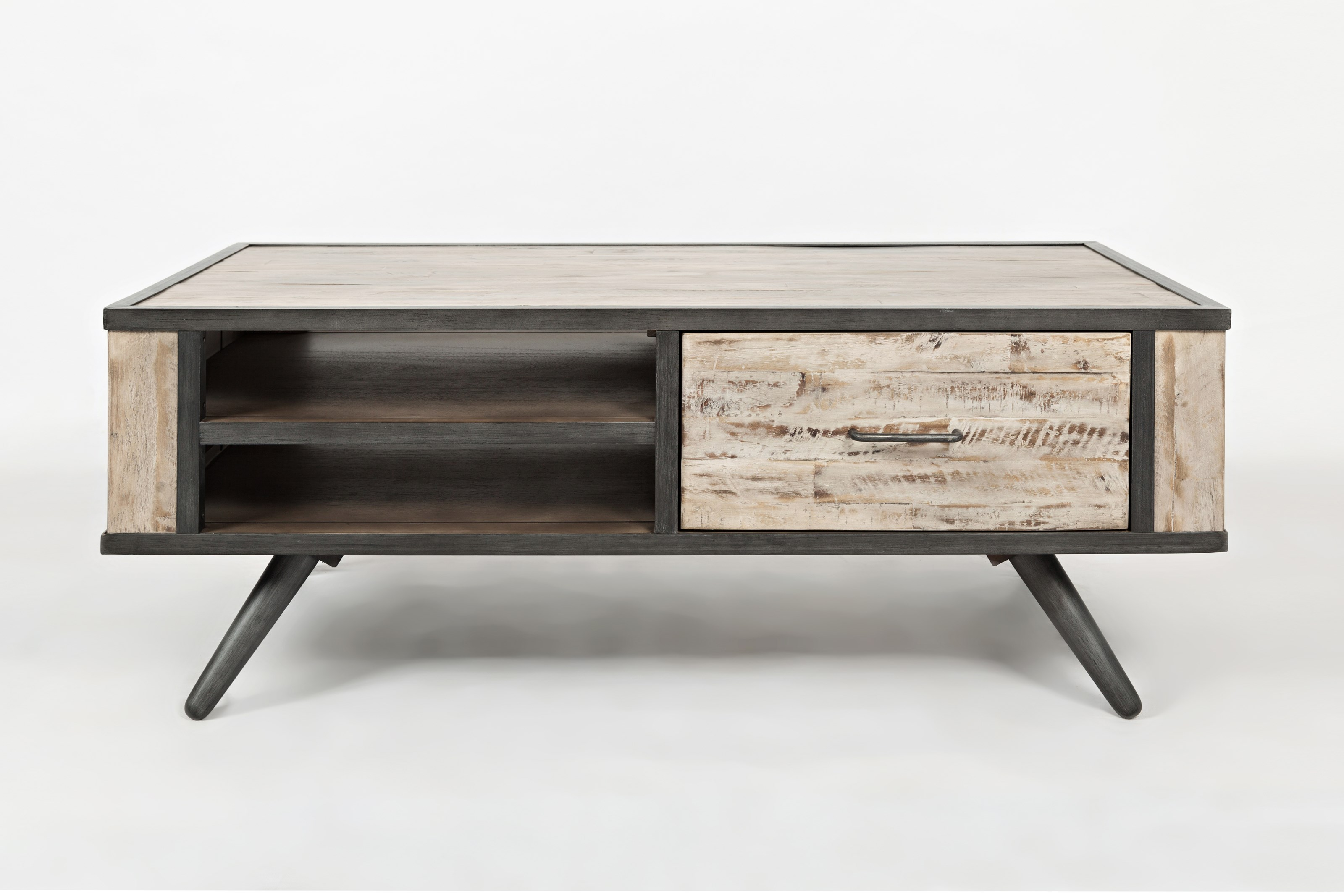 American Retrospective Cocktail Table by Jofran at Pilgrim Furniture City