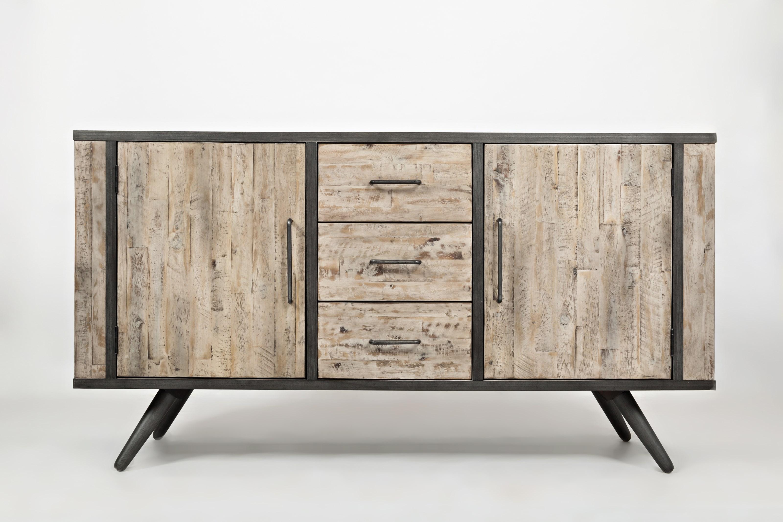 Jofran American Retrospective Sideboard - Item Number: 1641-60
