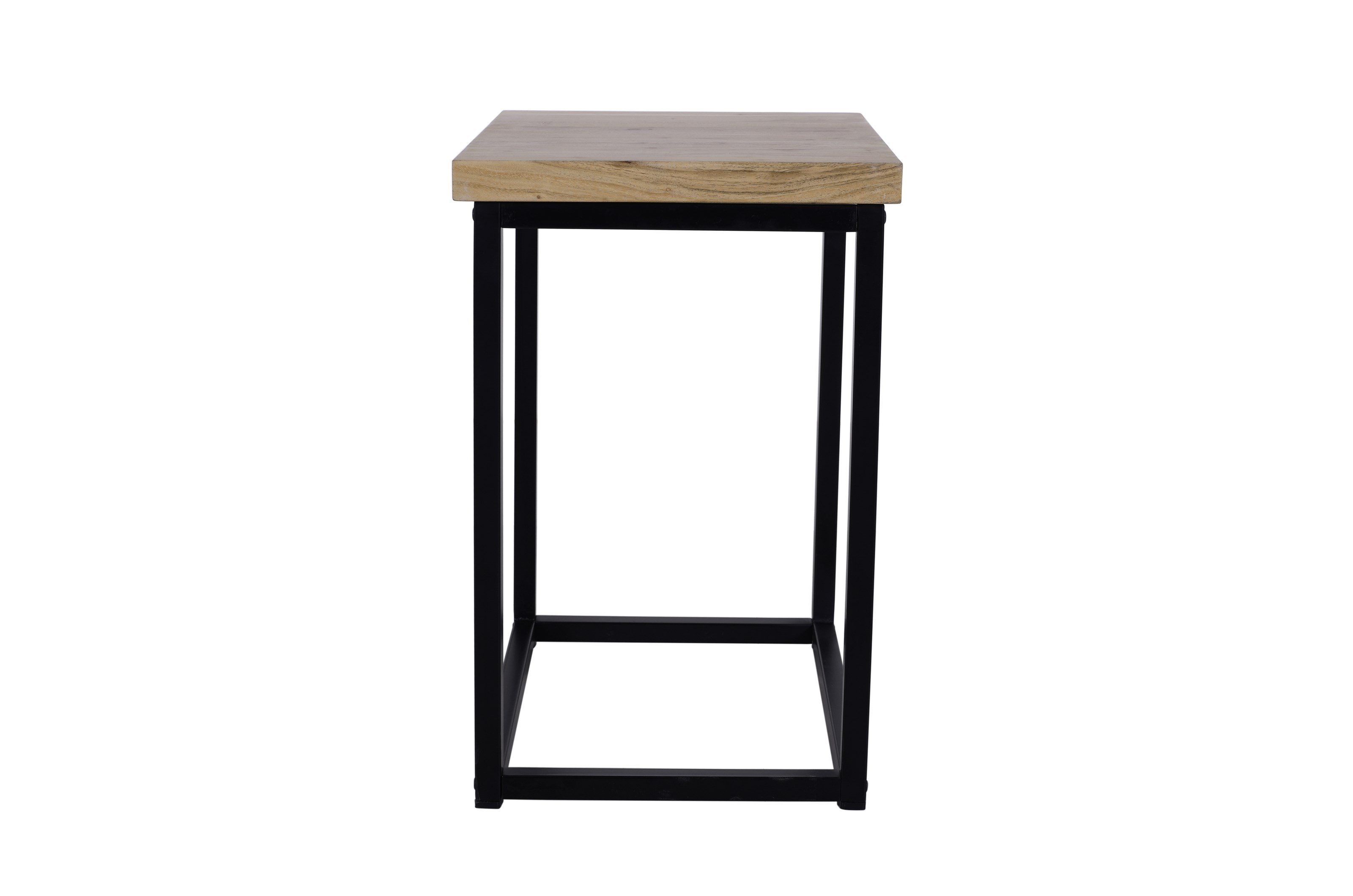 Ames Chair Side Table by Jofran at Van Hill Furniture