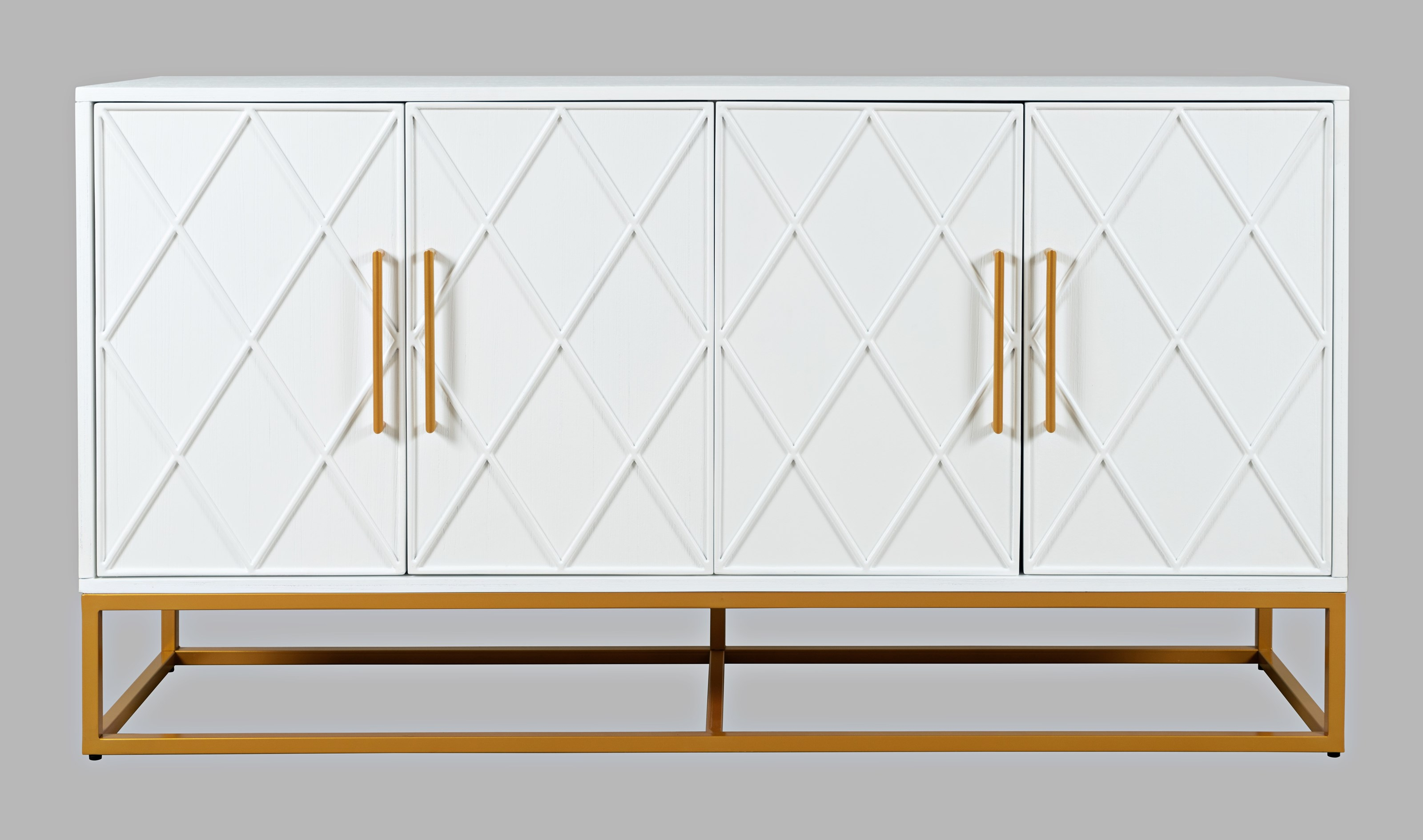 """Argyle Glen 60"""" Accent Cabinet by Jofran at Furniture and ApplianceMart"""
